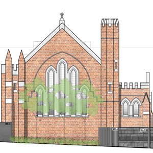 Elsternwick Church Conversion