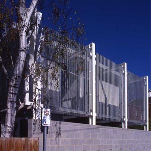 Screened Terrace